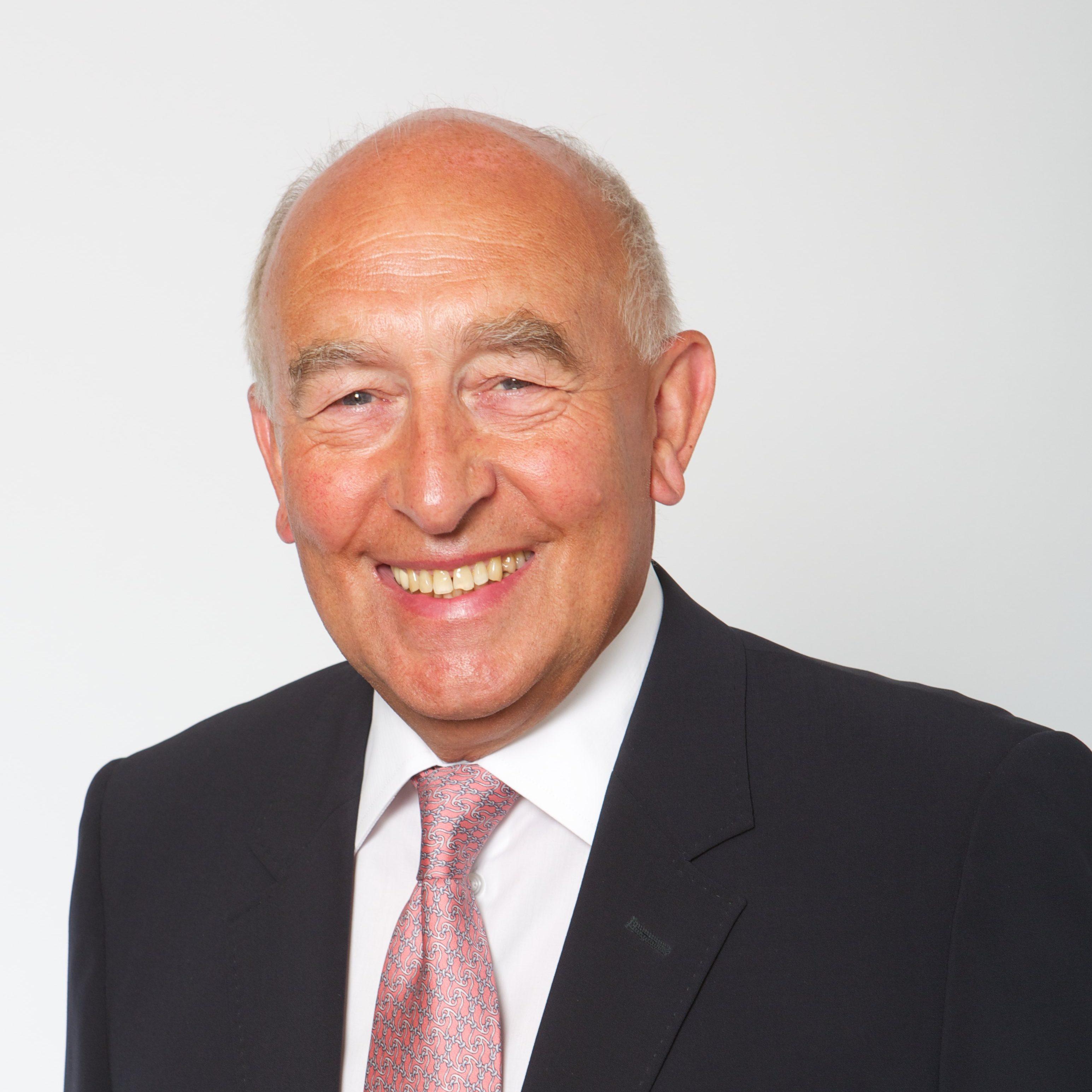 Maurice Watkins CBE, Chairman
